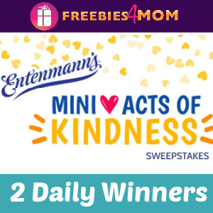 🌼Sweeps Entenmann's Mini Acts of Kindness