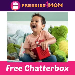 🎉Free Tonies Toniebox Chatterbox