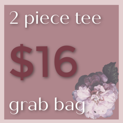 ⭐️2 Piece T-Shirt Grab Bag Only $16