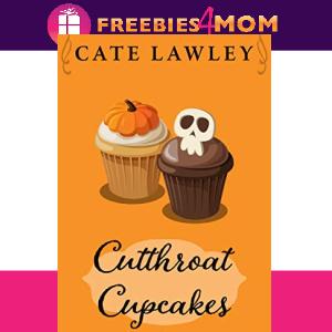 🎃Free eBook: Cutthroat Cupcakes ($2.99 value)