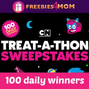 🍭Sweeps Cartoon Network Treat-A-Thon (100 daily winners)