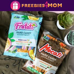 🍬Free Sample Bags of Frutati & Mocati Candy