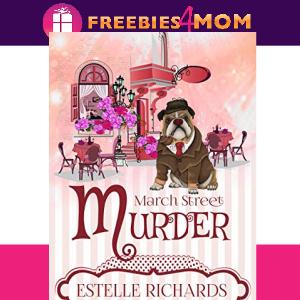 🐶Free eBook: March Street Murder ($0.99 value)