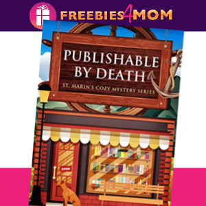 📚Free eBook: Publishable by Death ($0.99 value)