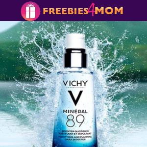 💦Free Sample Vichy Mineral 89