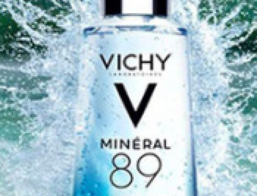 💦Free Sample Vichy Mineral 89
