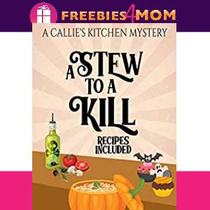 🎃Free eBook: A Stew to a Kill ($2.99 value)