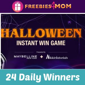 🎃Sweeps Maybelline Halloween (425 Winners)