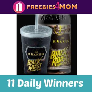 🥃Sweeps Kraken Black Roast Coffee Rum