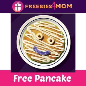 🎃Free Mr. MummyPancake at IHOP 10/26-30