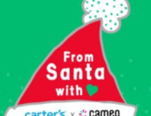 🎅Sweeps Win a Santa Cameo Video Gram from Carter's