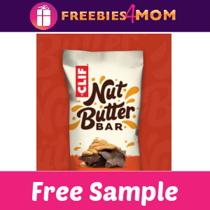 ⭐️Free CLIF Nut Butter Bar