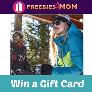 🎄Columbia Sportswear Holiday Sweepstakes
