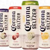 Corona Hard Seltzer Holiday