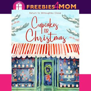 🎅Free eBook: Cupcakes for Christmas ($2.99 value)