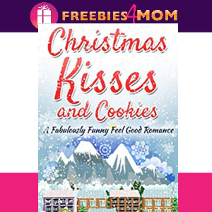 🎅Free eBook: Christmas Kisses and Cookies ($1.99 value)