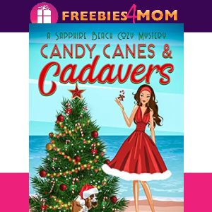 🎅Free eBook: Candy Canes and Cadavers ($2.99 value)