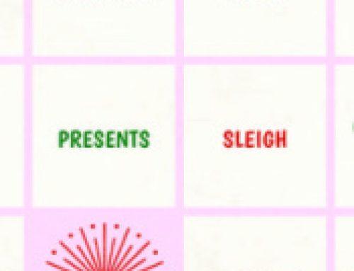 🎅Free Christmas Printable: Movie Bingo