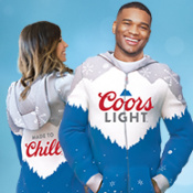 Coors Lite Holiday Instant Win