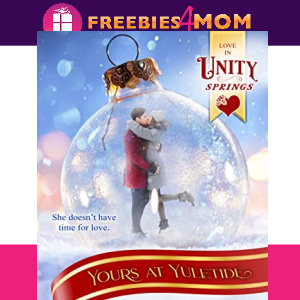 🎅Free eBook: Yours at Yuletide ($0.99 value)