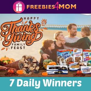 🦃Sweeps Entenmann's Thanksgiving Family Feast
