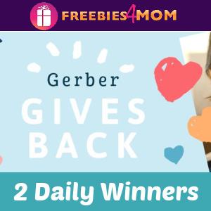 👶Sweeps Gerber Gives Back Giveaway