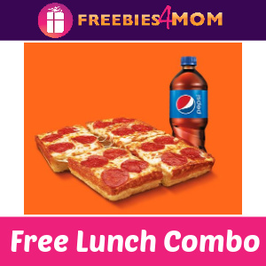 🍕Free Lunch Combo at Little Caesar's For Veterans