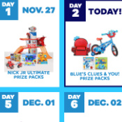 12 Days of Nick Jr.