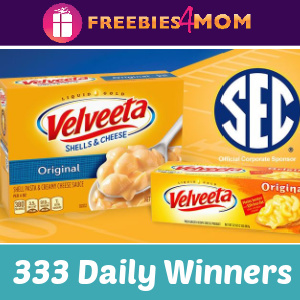 Sweeps Velveeta Home Gating (Ends Today at 2:59 PM CT)