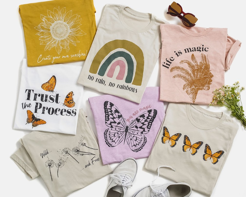 ☀️50% Off Entire Collection Graphic Tees & Sweatshirts