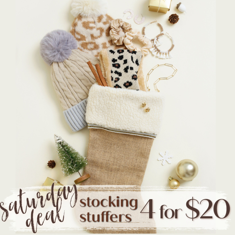 🎅Cents of Style Stocking Stuffers 4 for $20