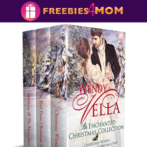 🎄Free eBooks: An Enchanted Christmas Collection ($5.99 value)