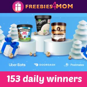🍨 Sweeps The Ice Cream Exchange (153 daily winners)