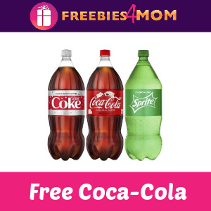🥤Free Coca-Cola Family 2L Bottle at Kroger