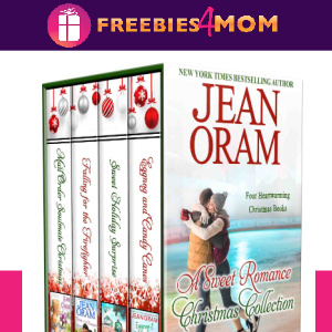 🎄Free eBooks: A Sweet Romance Christmas Collection ($6.99 value)