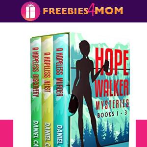 🌃Free eBooks: Hope Walker Mysteries Box Set ($7.99 value)