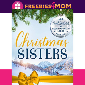 🤶Free eBook: Christmas Sisters ($0.99 value)