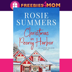 🎅Free eBook: Christmas in Peony Harbor ($0.99 value)