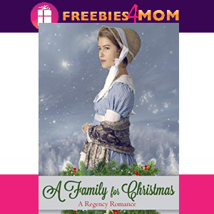 🎄Free eBooks: A Family for Christmas ($2.99 value)