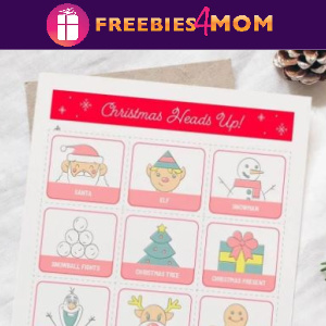 🎄Free Christmas Printable: Games to Play With Kids
