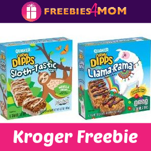 🦥Free Box of Quaker Chewy Dipps Bars at Kroger