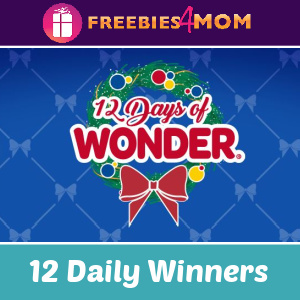 🍞Sweeps Wonder Bread 12 Days of Wonder