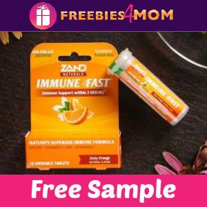 🍊Free Sample Zand Naturals Immune Support