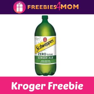 🥤Free 2L Schweppes Zero Sugar Ginger Ale at Kroger