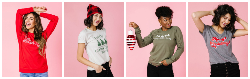 🎅BOGO Free Holiday Graphics (Starting at $15 Each)