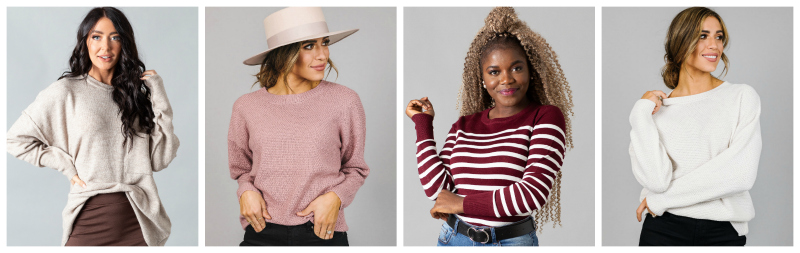 ⛄️50% Off Sweaters (Starting Under $12)