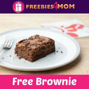 😋Free Chocolate Fudge Brownie at Chick-fil-A