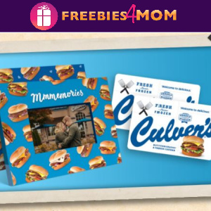 📷Sweeps Culver's MMMemory Lane (12 Daily Winners)