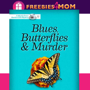 🦋Free eBook: Blues, Butterflies & Murder ($3.99 value)