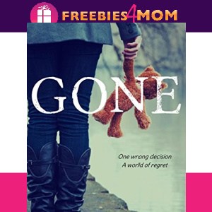 🧸Free eBook:  Gone ($3.99 value)
